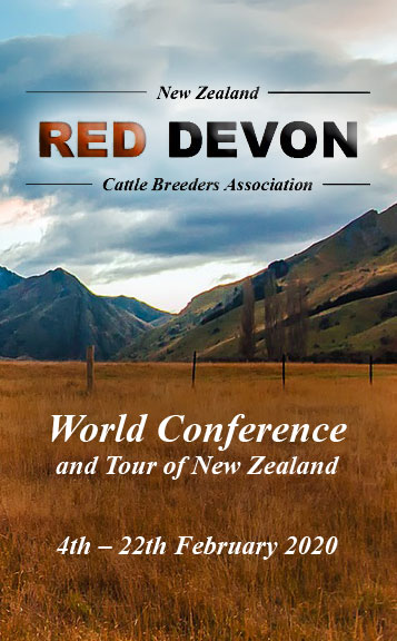 2020 World Devon Congress