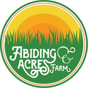 Abiding Acres Farm Logo